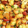 potatoes- Leaning Ladder, Woostock
